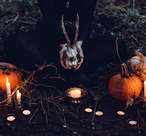 velas rituales