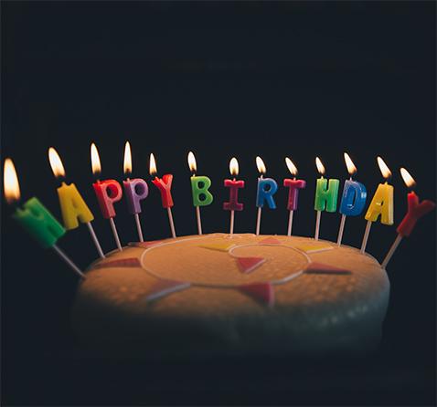 velas cumpleaños